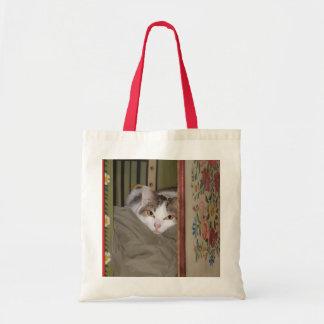 Cleo la bolsa de asas del gato