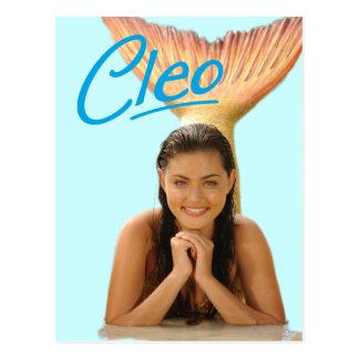 Cleo Postcard