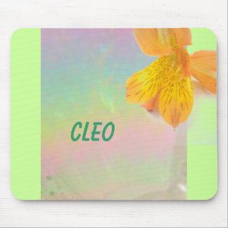 Cleo Alfombrilla De Ratón