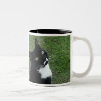 Cleo Two-Tone Coffee Mug