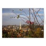 Cleobury Mortimer. Shropshire. England. UK Greeting Cards