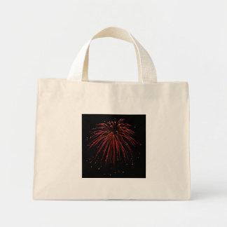 Cleome Fireworks Photo Art Tiny Tote