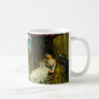 Cleopatra and Anthony 1883 Coffee Mug