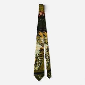 Cleopatra and Anthony 1883 Neck Tie