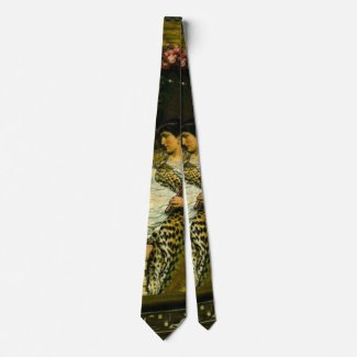 Cleopatra and Anthony 1883 Tie