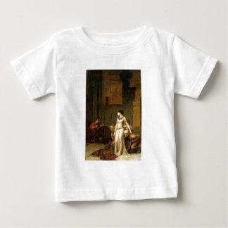 Cleopatra and Caesar Baby T-Shirt