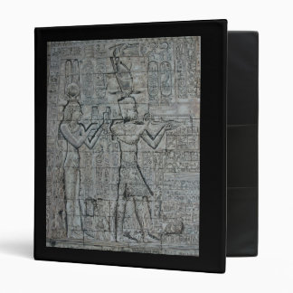 Cleopatra and Caesarion 3 Ring Binder