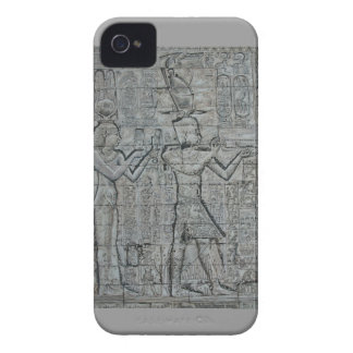 Cleopatra and Caesarion iPhone 4 Case