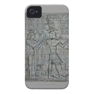 Cleopatra and Caesarion iPhone 4 Case-Mate Cases