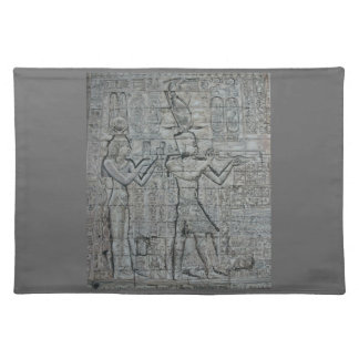 Cleopatra and Caesarion Cloth Placemat