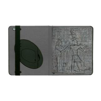 Cleopatra and Caesarion iPad Folio Cases