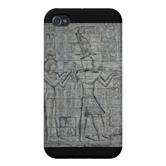 Cleopatra and Caesarion iPhone 4 Cases