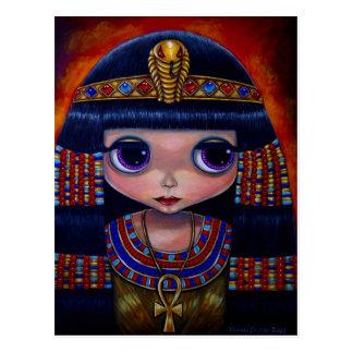 Cleopatra Blythe Postcard