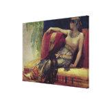 Cleopatra Canvas Prints