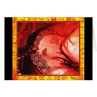 Cleopatra Card