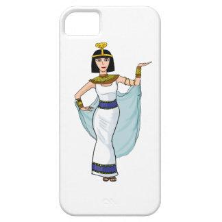 Cleopatra el Pharaoh de Egipto iPhone 5 Carcasa