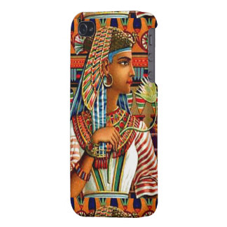 Cleopatra Queen of the Nile Egyptian Revival Style Cover For iPhone 4