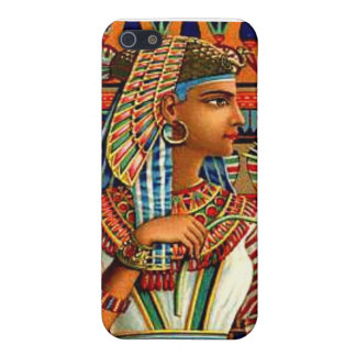 Cleopatra Queen of the Nile Egyptian Revival Style Cover For iPhone SE/5/5s