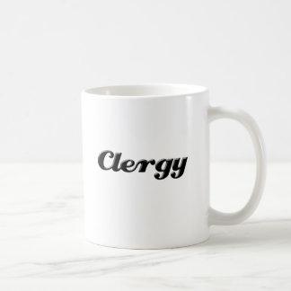 clergy coffee mug