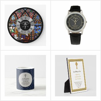 Clergy Gifts - Priest, Bishop, Deacon, Nun