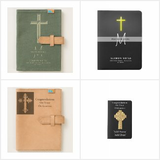 Clergy Journals and Planners