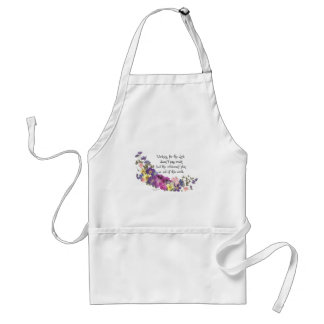 Clergy or volunteer gift adult apron
