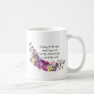 Clergy or volunteer gift coffee mug