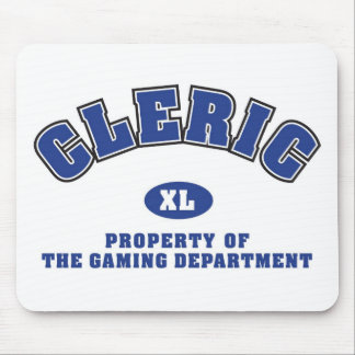 Cleric Mouse Pad