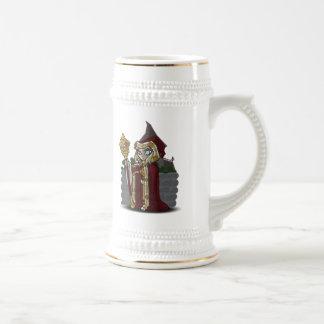 Cleric Tankard Beer Stein