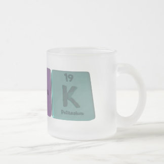 Clerk-Cl-Er-K-Chlorine-Erbium-Potassium.png Frosted Glass Coffee Mug