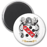 Clerk Coat of Arms Magnets