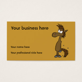 Cletus Business Card
