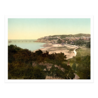 Clevedon, Somerset, England Postcard