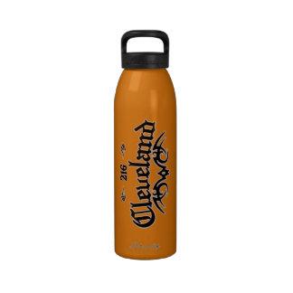 Cleveland 216 botella de agua reutilizable