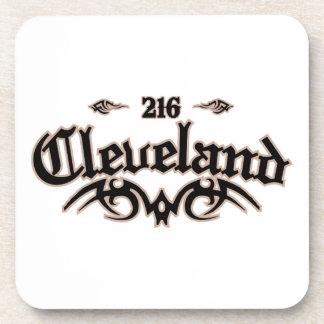 Cleveland 216 coaster