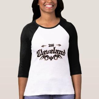Cleveland 216 T-Shirt