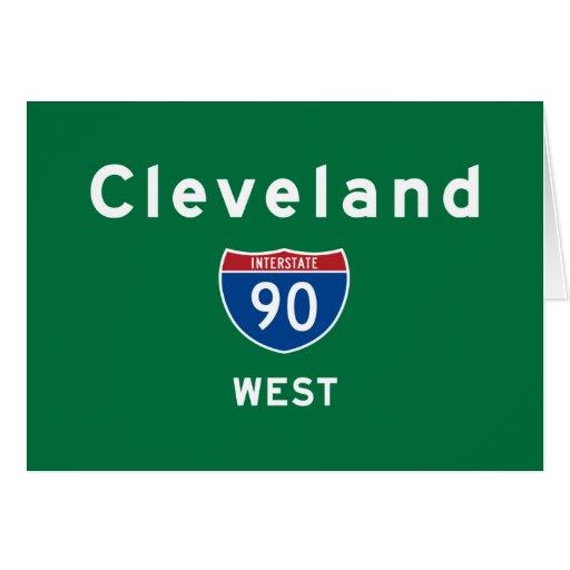 Cleveland 90 felicitacion