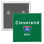 Cleveland 90 pin