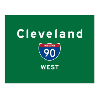 Cleveland 90 postal