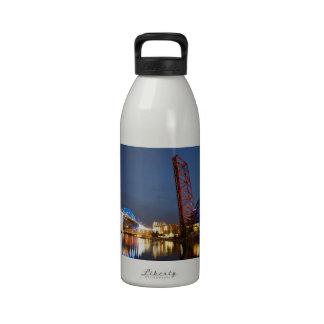 Cleveland Botella De Agua Reutilizable