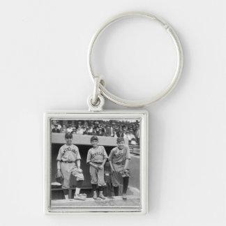 Cleveland Ball Boys, 1922 Keychain
