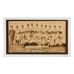 Cleveland Baseball Team 1913 Posters