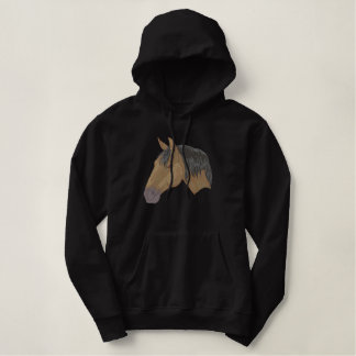 Cleveland Bay Embroidered Hoodie