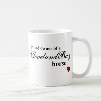 Cleveland Bay horse Coffee Mug
