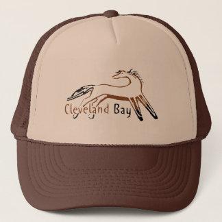 Cleveland Bay Trucker Hat