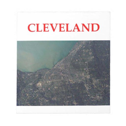 Cleveland Bloc De Notas