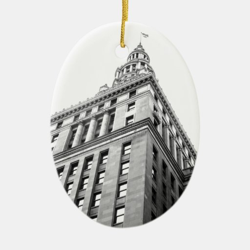 Cleveland Building Ornaments
