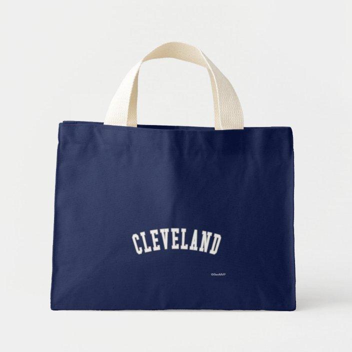 Cleveland Canvas Bag