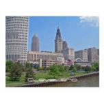 Cleveland céntrica, Ohio Postal