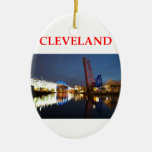 cleveland christmas tree ornaments